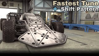 CSR2】Flip Car, shift & tune for 7 080