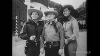 The Trail Of The Silver Spurs western movie full length complete