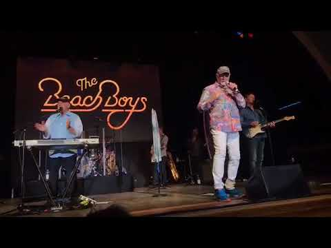 BEACH BOYS LIVE - OPENING INTRO - OCEAN CITY NJ