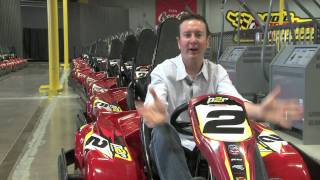 Video Kurt Busch Indoor Karting Driving Tips download MP3, 3GP, MP4, WEBM, AVI, FLV September 2018