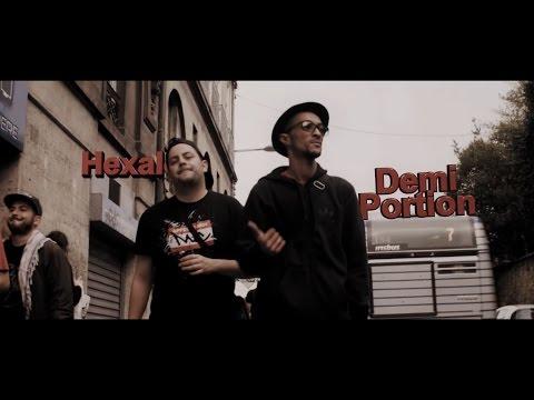 L'Hexaler feat. Demi Portion - La forme est dans le fond (Prod. Mani Deïz - Kids of Crackling)