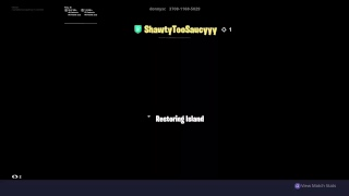 Faire un retour BOT à Fortnite (fr) Nooby Retour w/Lia-Fortnite Battle Royale Gameplay
