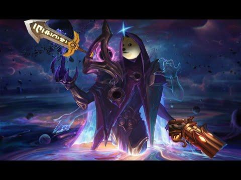 Dark Cosmic Jhin.exe