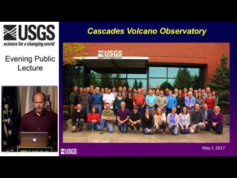 PubTalk 2/2018 — USGS Cascades Volcano Observatory