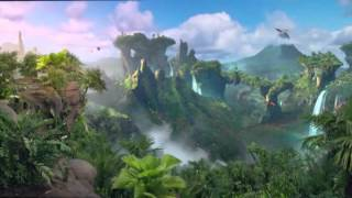 Journey 2: The Mysterious Island - Trailer