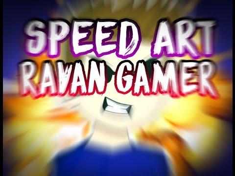 {08}Speed Art   DzN Gamer TM   BY:EUиз YouTube · Длительность: 56 с