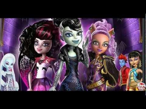 Monster High Full Videos