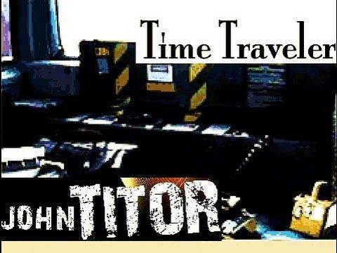 john titor time travel machine