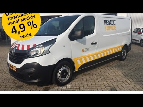 Renault Trafic 1.6 dCi T29 L2H1 Comfort Energy | Airco | Navigatie | Cruise Controle |