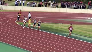 男子800m 準決勝 2組 9月30日 1着 4レーン 1:57.13 [1211] 山谷 昌也 (2) ...