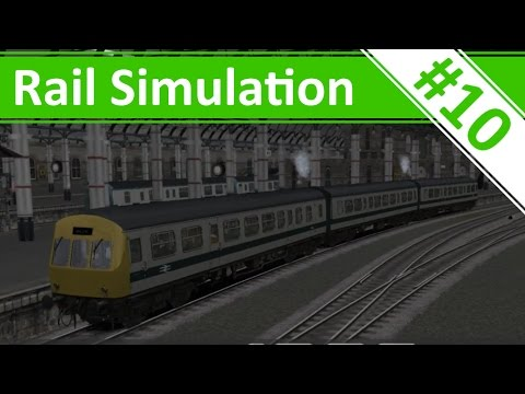 """Special"" Service - Class 101 - Ep.10 - Train Simulator 2016"