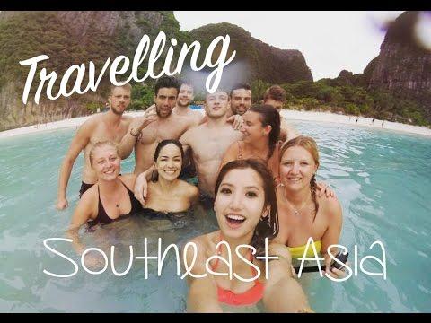 Travelling Southeast Asia 2015 | Cambodia, Thailand, Malaysia, Singapore