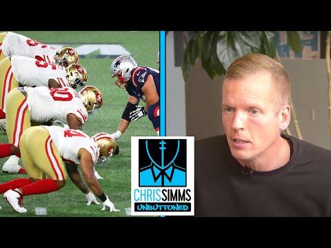 NFL Week 7 Game Review: 49ers vs. Patriots | Chris Simms Unbuttoned | NBC Sports