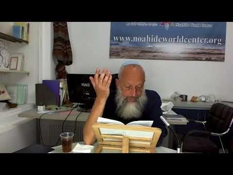 Иерушалаим - Свет для Мира, рав Йона Левин