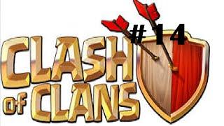 Clash of clans #14 Montagem de musica e ataque