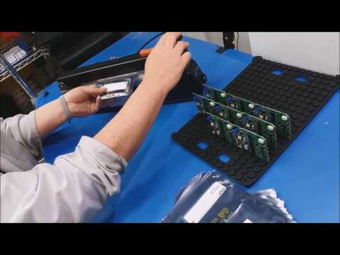 Electronics Manufacture.  Anti Static packing.  Assembly Contracts