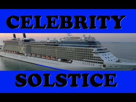 Celebrity Solstice TOUR