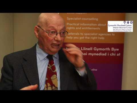 Professor Evan Stark: Coercive Control and Children