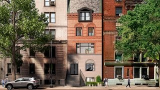 471 West End Avenue: a landmark mansion reimagined