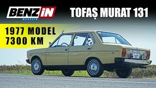 Tofaş Murat 131 // Bir Tur Versene // 1977 model 7300 km'de