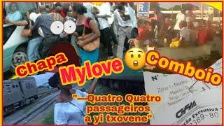 Mostramos os Transportes Públicos de Moçambique|| Youtubers Moçambicanas thumbnail