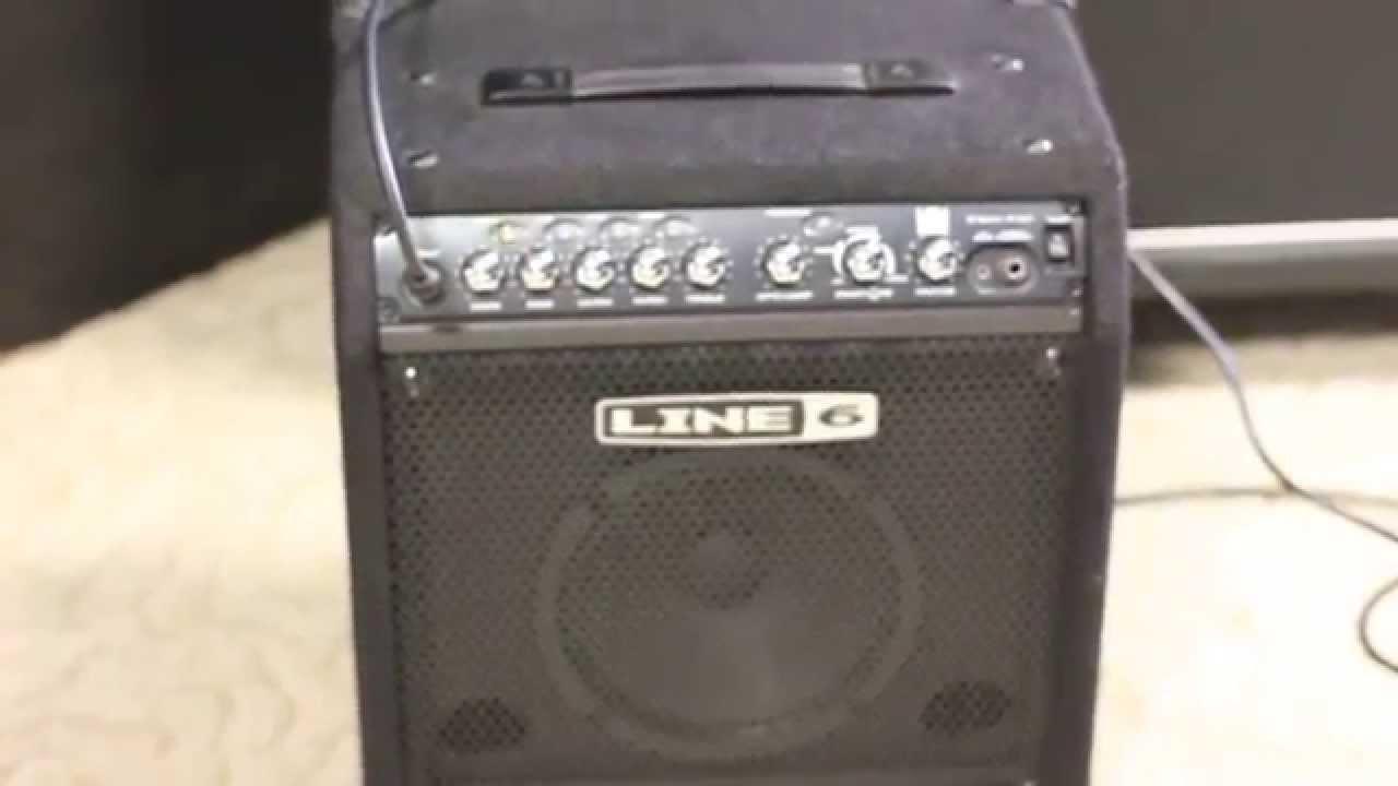 Laney RB3 Richter Bass Amp - YouTube