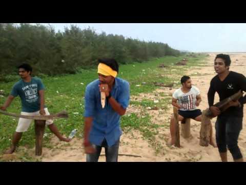 Fish Rock - Thaikkudam Bridge(funny cover)