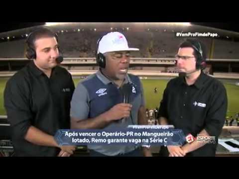 Tec. Do CLUBE DO REMO 2015 - Esporte Interativo