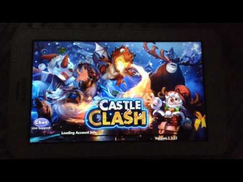 Castle Clash Failed To Connect. How To Fix These?