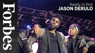 Jason Derulo: 200 Pushups And A Lot Of Eggs