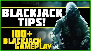 Blackjack Tips! | How to use Blackjack in Black Ops 3! (100+ Gameplay)