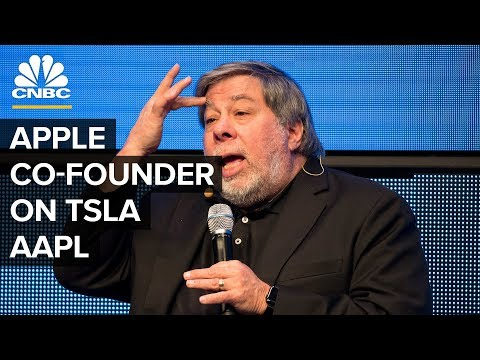 Apple Co-Founder Steve Wozniak Doesn't Track AAPL