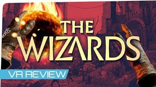 The Wizards VR Game Review - The Wizarding World of Virtual Reality