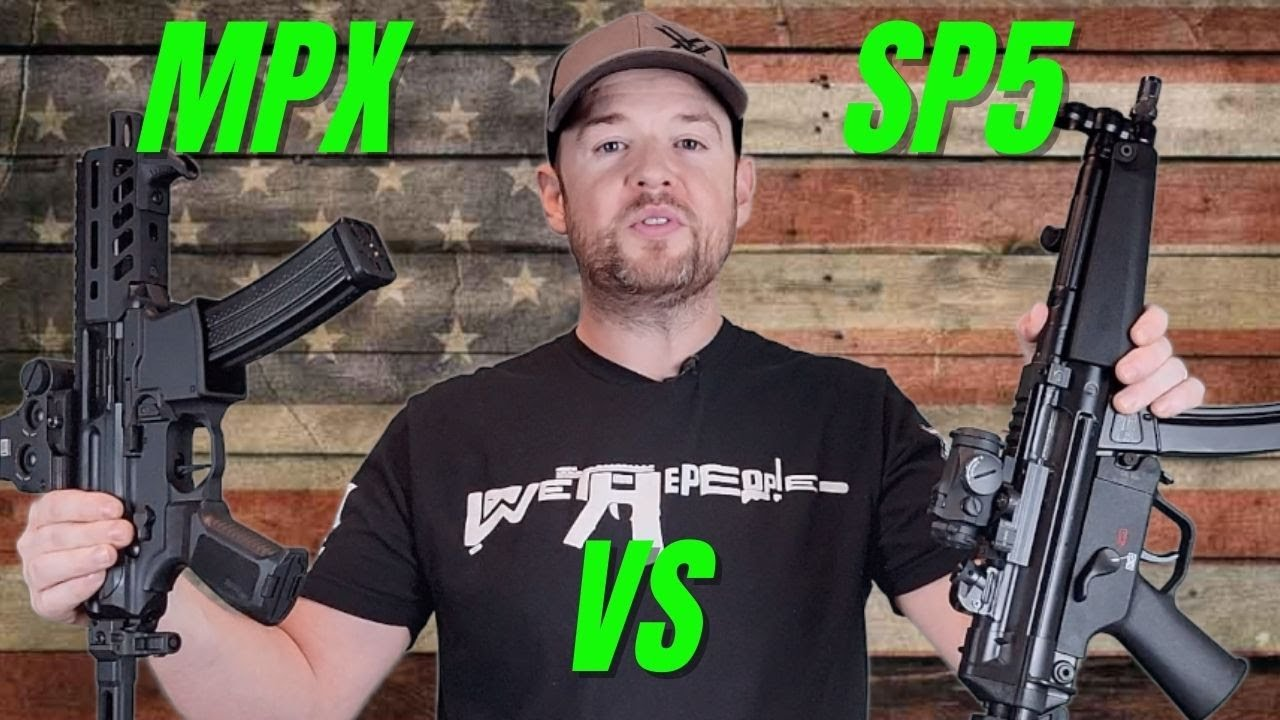 Sig Sauer MPX vs H&K SP5 | Who's the King of PCC