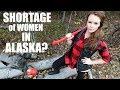 SHORTAGE OF WOMEN IN ALASKA? Somers In Alaska Vlogs - YouTube