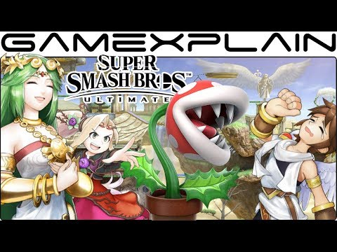 Piranha Plant's Palutena's Guidance Secret in Super Smash Bros. Ultimate! thumbnail