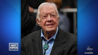 Happy 95th Birthday to Jimmy Carter | The View