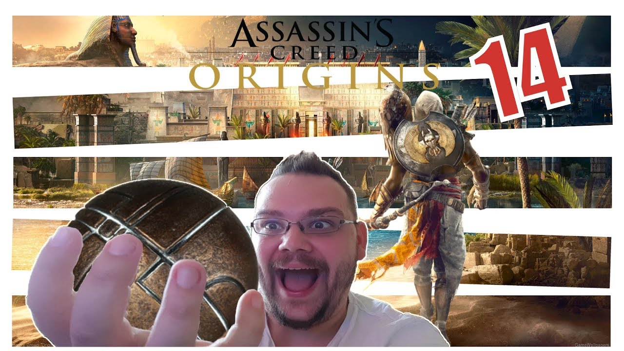 Assassins Creed Origins Haare & Bart Cheat 14 Lets Play