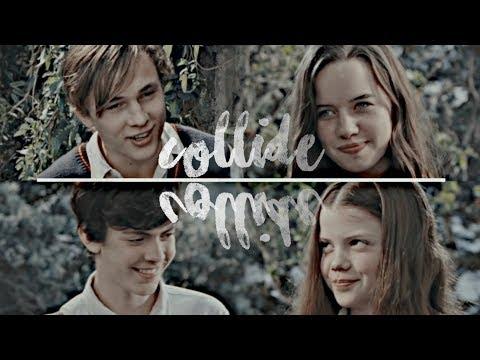 Narnia || Lucy + Edmund ; Susan + Peter || Collide