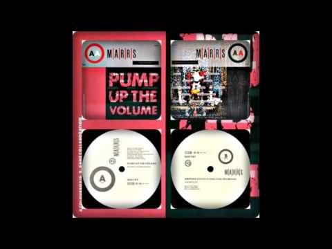 M.A.R.R.S : PUMP UP THE VOLUME THE REMIX 1987