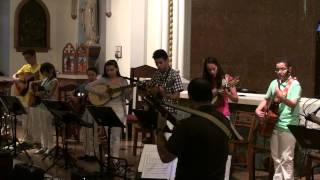 Danza Sara- Diego Correa cuatro and guitar recital for students