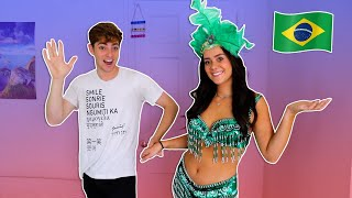 What It's Like To Have a BRAZILIAN Friend | Smile Squad Skits