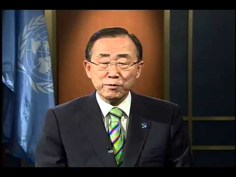 United Nations Secretary-General's video message on the International Day of Cooperatives