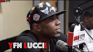 "YFN LUCCI Talks ""Wish Me Well 2"" And 56 Nights Freestyle"