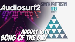 Simon Patterson- Apex (Audiosurf 2 August 16th SotD)