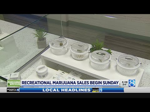 Marijuana sales are legal Sunday but not locally