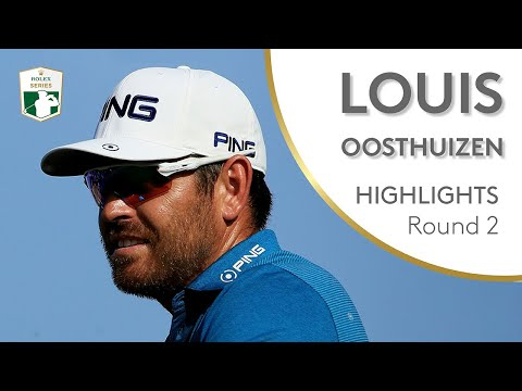 Louis Oosthuizen Highlights | Round 2 | 2019 Abu Dhabi HSBC Championship