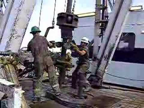 WORLDS FASTEST DRILLING CONNECTION