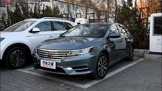 2018 Roewe i6 18 automatic Review Interior & Exterior