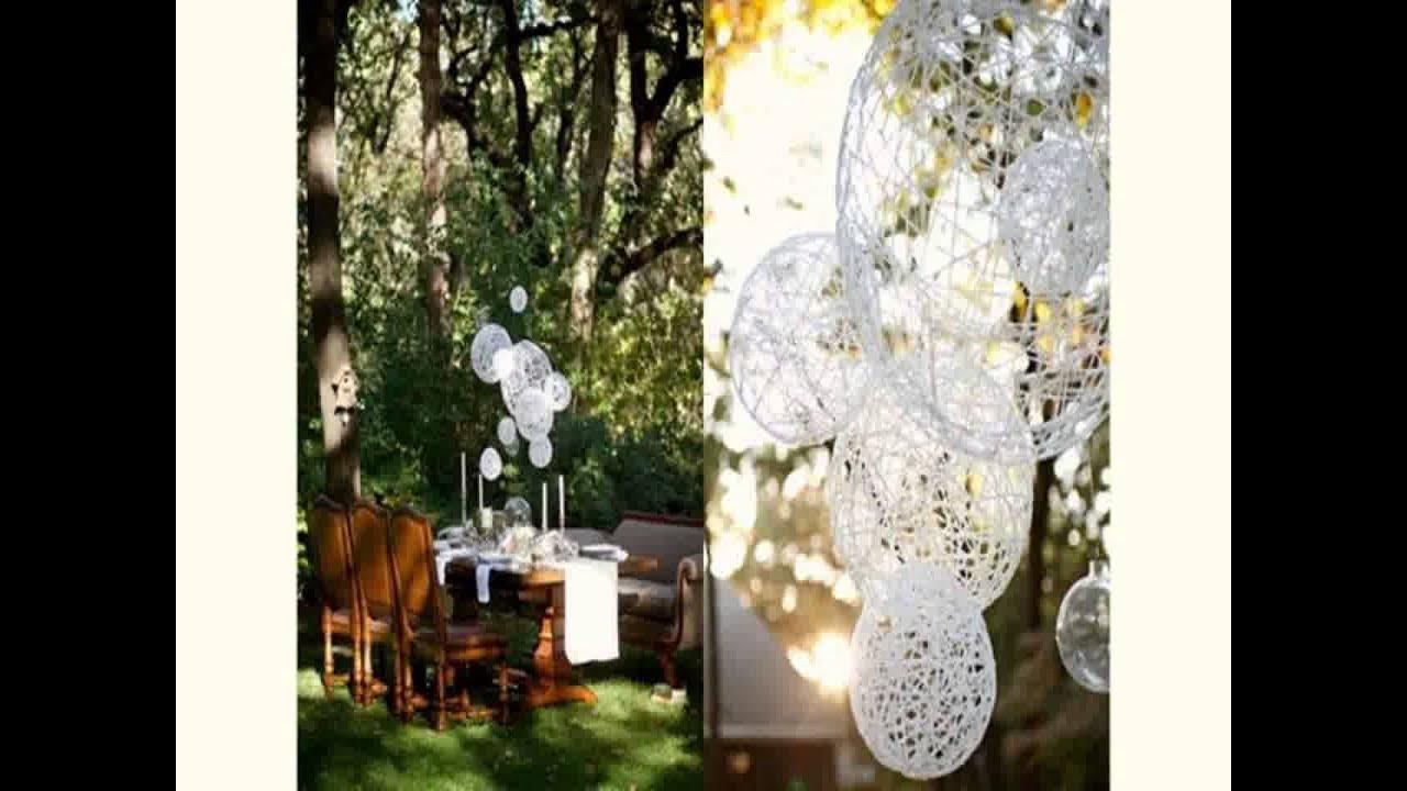 New summer wedding decoration ideas youtube new summer wedding decoration ideas junglespirit Choice Image
